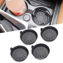 Car Cup Holder Coasters Silicone Coasters